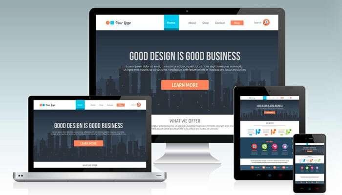 Thiết kế cho các trang web đáp ứng