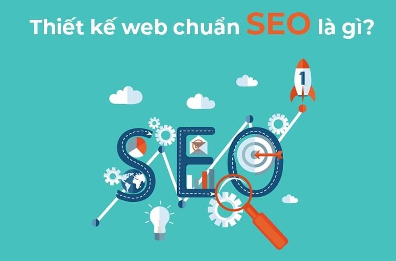 Thiết kế website chuẩn SEO nghĩa là gì?