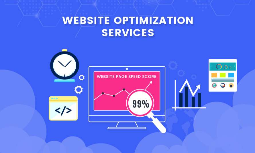 dịch vụ tối ưu hóa website