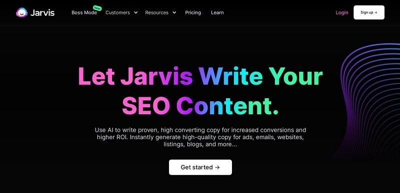Conversion.ai (Jarvis) - Trình tạo nội dung AI hoàn chỉnh