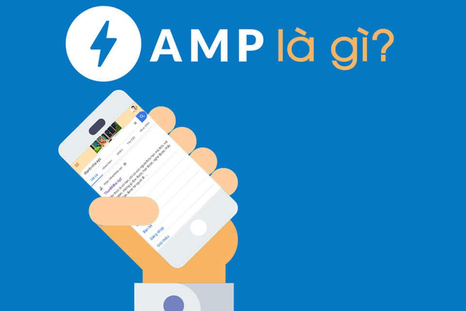 AMP hoặc Trang trên thiết bị di động được tăng tốc là gì?